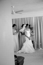 boomerang farm wedding photographer - kiss the groom - samantha + ryan - gold coast wedding photography-21