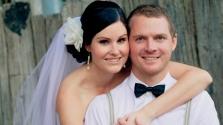 boomerang farm wedding photographer - kiss the groom - samantha + ryan - gold coast wedding photography-38