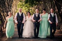 kingscliff bowls club boat shed wedding sarah joe kiss the groom photography-0407