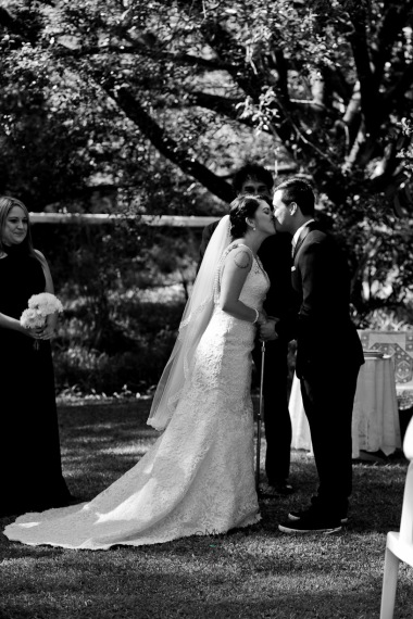 amore gardens wedding carly johnny kiss the groom photography-0320