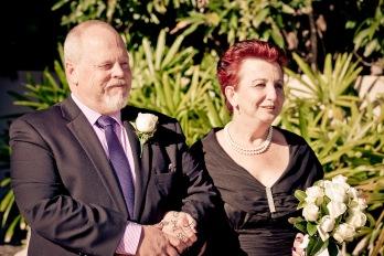 sanctuary cove hope island wedding samantha paul kiss the groom photography-0107