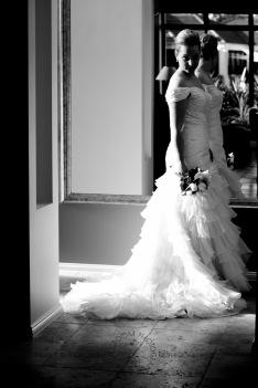 sanctuary cove hope island wedding samantha paul kiss the groom photography-0303