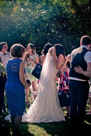 amore gardens yasmin dahmon wedding kiss the groom gold coast photography-0434