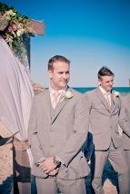 north burleigh beach caroline luke wedding kiss the groom gold coast photography-0650