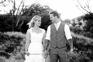 north burleigh beach caroline luke wedding kiss the groom gold coast photography-1092