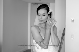 woodys point suttons beach emma jordan wedding kiss the groom photography-0234