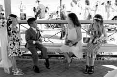 woodys point suttons beach emma jordan wedding kiss the groom photography-0255