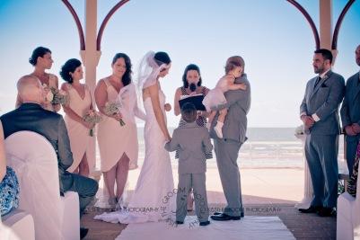 woodys point suttons beach emma jordan wedding kiss the groom photography-0362