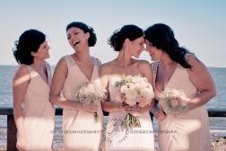 woodys point suttons beach emma jordan wedding kiss the groom photography-0551