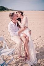 casuarine beach wedding barry cat kiss the groom gold coast wedding photographer-0581