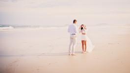 casuarine beach wedding barry cat kiss the groom gold coast wedding photographer-0755