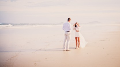 casuarine beach wedding barry cat kiss the groom gold coast wedding photographer-0755