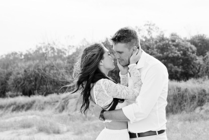 casuarine beach wedding barry cat kiss the groom gold coast wedding photographer-0829