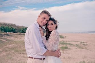 casuarine beach wedding barry cat kiss the groom gold coast wedding photographer-0842