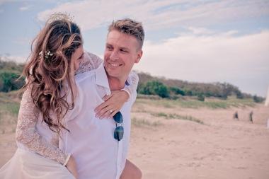 casuarine beach wedding barry cat kiss the groom gold coast wedding photographer-0854