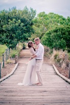 casuarine beach wedding barry cat kiss the groom gold coast wedding photographer-0897
