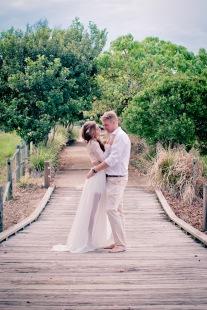 casuarine beach wedding barry cat kiss the groom gold coast wedding photographer-0897