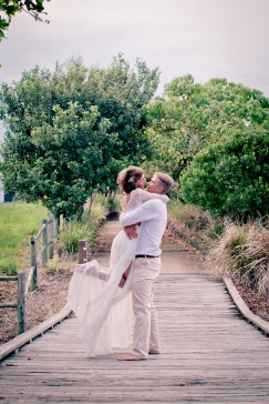casuarine beach wedding barry cat kiss the groom gold coast wedding photographer-0908