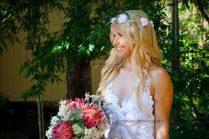 cedar creek lodges trina steve wedding kiss the groom mt tamborine wedding photographer-0206