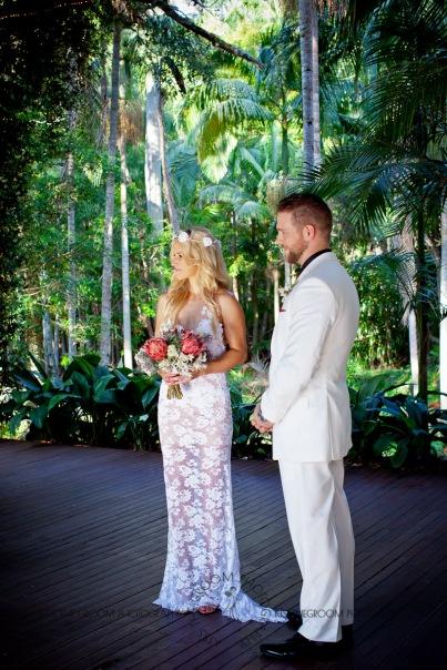 cedar creek lodges trina steve wedding kiss the groom mt tamborine wedding photographer-0303