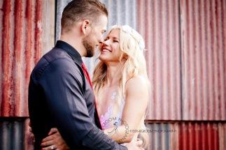 cedar creek lodges trina steve wedding kiss the groom mt tamborine wedding photographer-0726