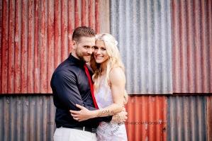 cedar creek lodges trina steve wedding kiss the groom mt tamborine wedding photographer-0743
