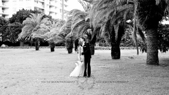 oskars wedding vicki karl kiss the groom gold coast wedding photographer-0406