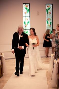 racv royal pines wedding shannon matt kiss the groom gold coast wedding photographer-0381