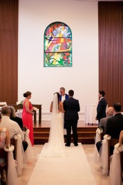 racv royal pines wedding shannon matt kiss the groom gold coast wedding photographer-0413
