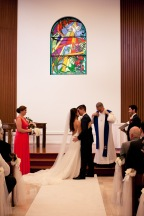 racv royal pines wedding shannon matt kiss the groom gold coast wedding photographer-0520