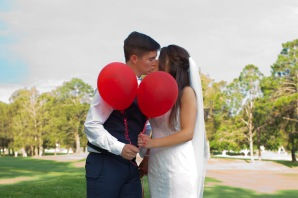 racv royal pines wedding shannon matt kiss the groom gold coast wedding photographer-0687