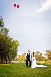 racv royal pines wedding shannon matt kiss the groom gold coast wedding photographer-0701