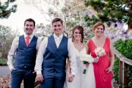 racv royal pines wedding shannon matt kiss the groom gold coast wedding photographer-0837