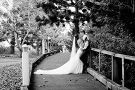 racv royal pines wedding shannon matt kiss the groom gold coast wedding photographer-0848