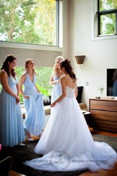 st bernards mt tamborine nikita james wedding kiss the groom mt tamborine wedding photographer-0242