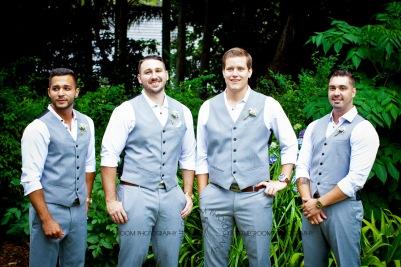st bernards mt tamborine nikita james wedding kiss the groom mt tamborine wedding photographer-0337