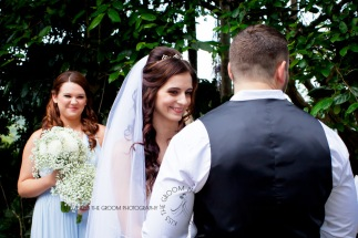 st bernards mt tamborine nikita james wedding kiss the groom mt tamborine wedding photographer-0415