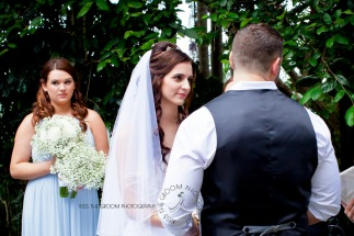 st bernards mt tamborine nikita james wedding kiss the groom mt tamborine wedding photographer-0433