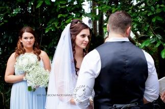 st bernards mt tamborine nikita james wedding kiss the groom mt tamborine wedding photographer-0433