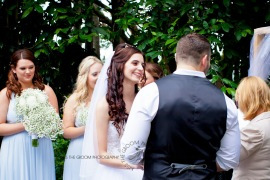 st bernards mt tamborine nikita james wedding kiss the groom mt tamborine wedding photographer-0451