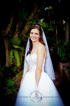 st bernards mt tamborine nikita james wedding kiss the groom mt tamborine wedding photographer-0753