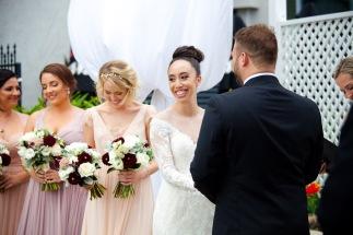 stamford plaza brisbane wedding tiane alex kiss the groom photography-0015