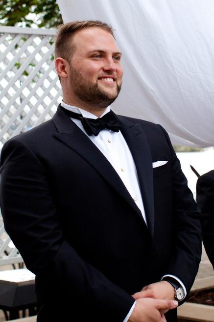 stamford plaza brisbane wedding tiane alex kiss the groom photography-0430