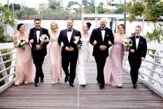 stamford plaza brisbane wedding tiane alex kiss the groom photography-0637
