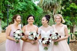 stamford plaza brisbane wedding tiane alex kiss the groom photography-0658