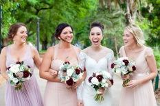 stamford plaza brisbane wedding tiane alex kiss the groom photography-0659
