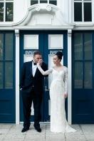 stamford plaza brisbane wedding tiane alex kiss the groom photography-0844