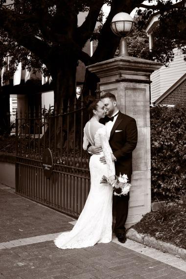 stamford plaza brisbane wedding tiane alex kiss the groom photography-0863