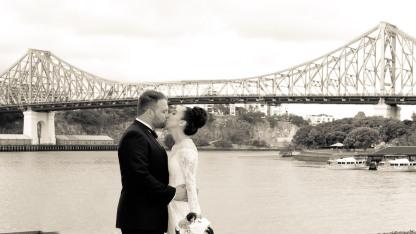 stamford plaza brisbane wedding tiane alex kiss the groom photography-0902