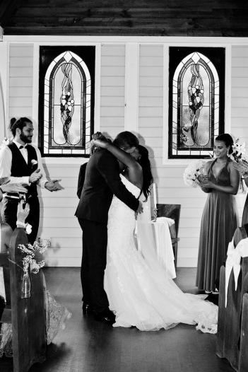 abbey at cobaki wedding brittany josh kiss the groom photography-0436
